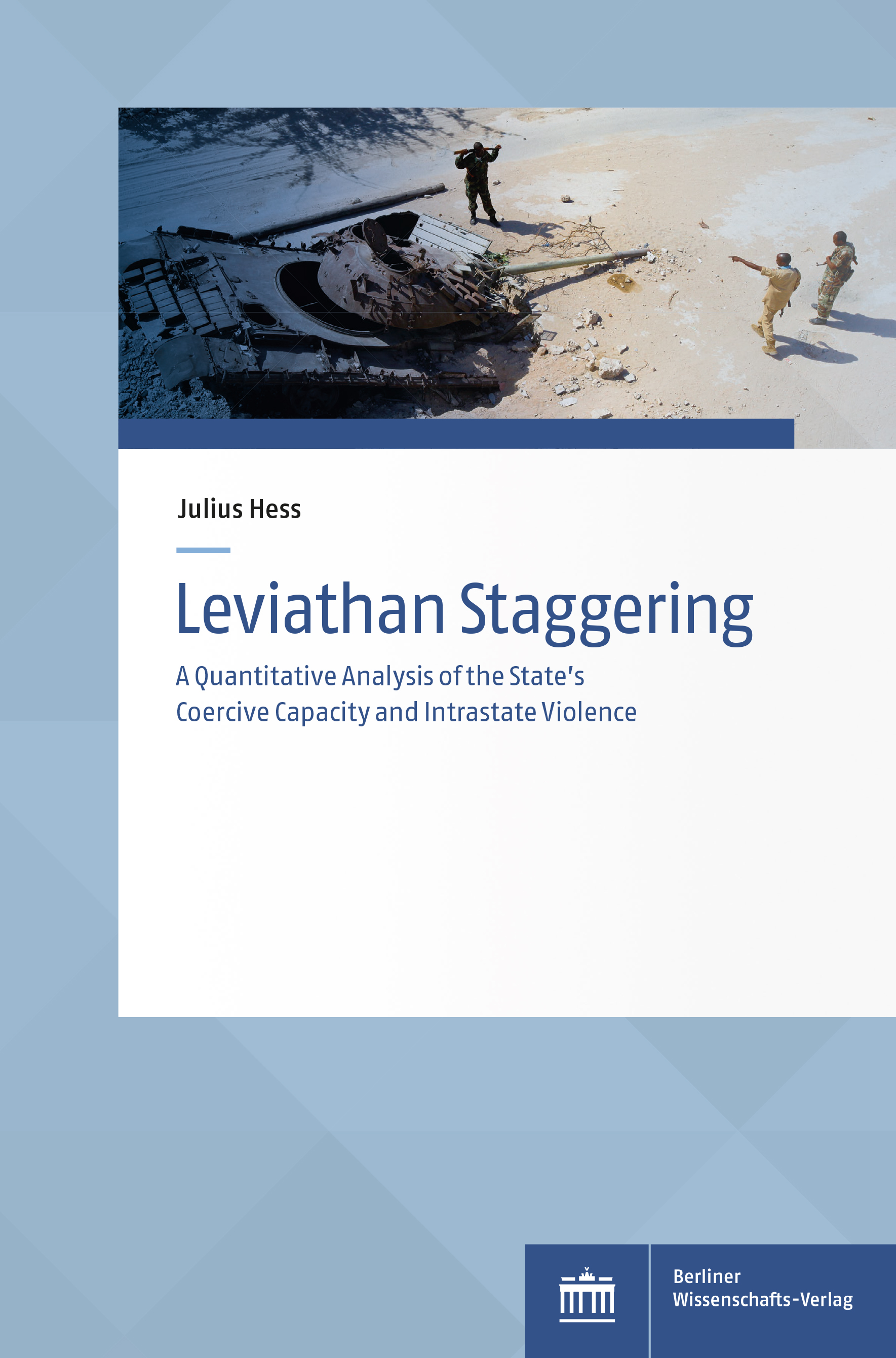 Cover Heß Leviathan Staggering